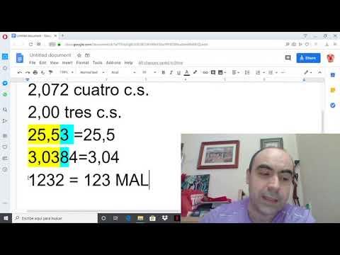 Uso de cifras significativas - YouTube