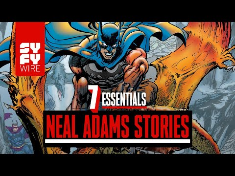 7 Essential Neal Adams Stories | SYFY WIRE