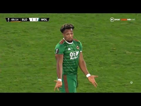 Adama Traoré vs Slovan Bratislava (Away) 24102019
