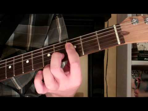 How To Play the F11 Chord On Guitar (F eleventh) 11th