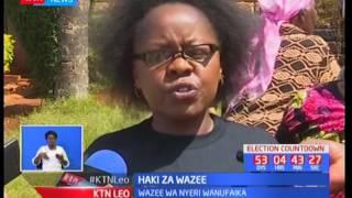 Wazee kaunti ya Nyeri wapokea huduma za kipeke kwa siku ya kuwafaa wazee