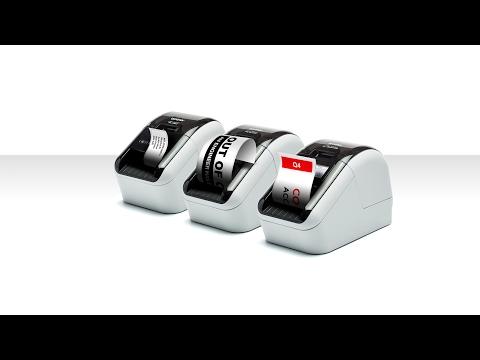 Etikettendrucker QL-800 Serie von Brother