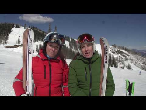 SNOW Ski Test – Bomber Skis 2016 – 2017