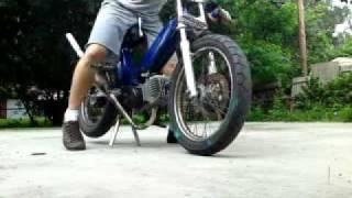 Tomos Airsal 65cc- Full speed - Дом 2 новости и слухи