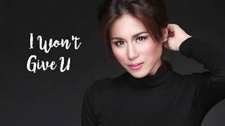 Toni Gonzaga - I Won't Give Up (Official Lyric Video) | My Love Story