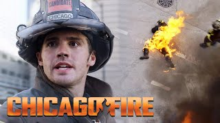 Jimmy In Flames | Chicago Fire