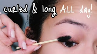 Best Mascara Tricks For Straight Lashes EVER!!