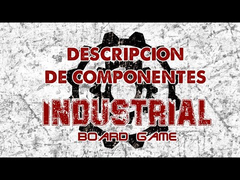 Industrial Board Game