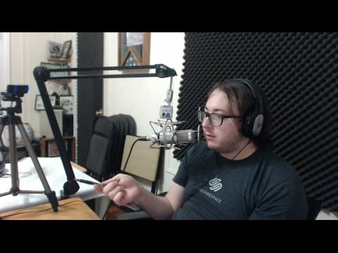 Danny Hatch and the Cursed Podcast YouTube preview