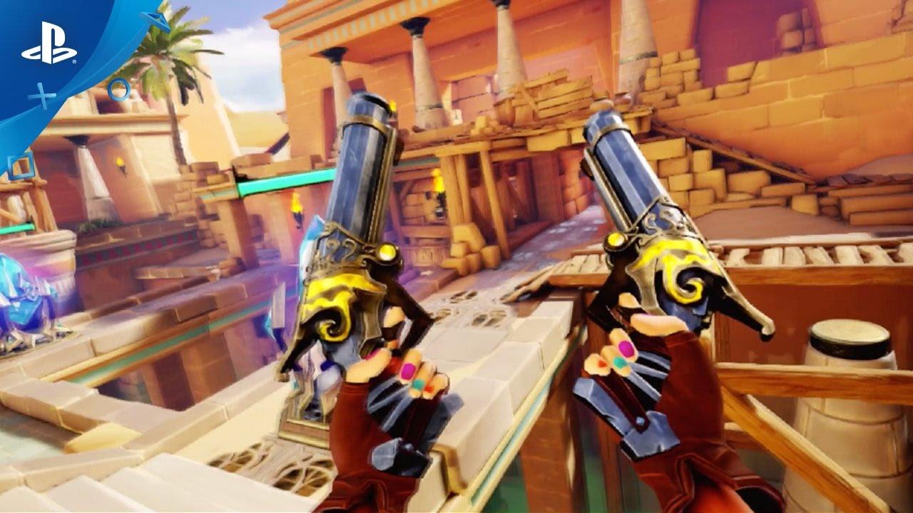 Tower-Defense/Shooter-Hybride Ancient Amuletor erscheint diesen Sommer für PS VR