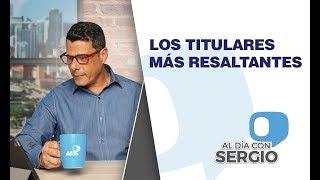 EN VIVO - Al Día con Sergio Novelli - Martes 21 de Mayo