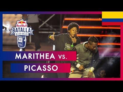 MARITHEA vs PICASSO - Cuartos | Final Nacional Colombia 2019
