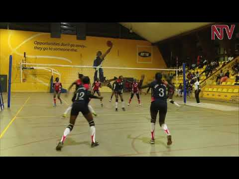 Uganda Women make it to the semifinals of the 2018 Rwanda Genocide memorial volley all Championship