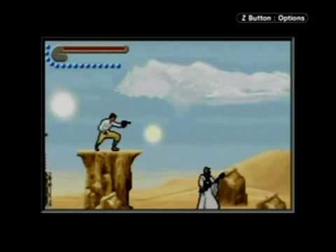 Star Wars Trilogy : Apprentice of the Force GBA