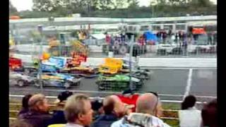 preview picture of video 'Stockcar F2 Worldcup 2008 Warneton'