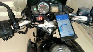 LOW BUDGET MOBILE PHONE HOLDER FOR BIKE | FOR ALL BIKES