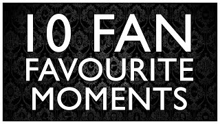 10 Fan Favourite Moments   Sherlock