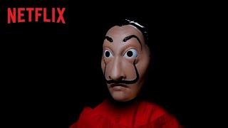 La casa de papel 4 | Date de sortie | Netflix