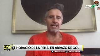 Horacio De La Peña: Guillermo Vilas Está Pasando Por Un Momento Difícil