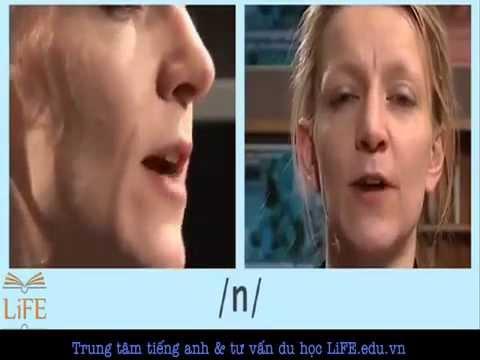 Cách phát âm 44 âm Tiếng Anh