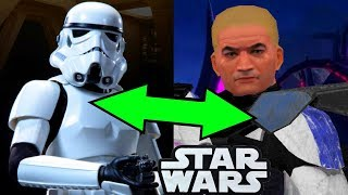 Why Stormtroopers Weren't Allowed To Have COLORS Like Clones!! - Star Wars Explained