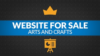 Online Business For Sale - $4.7K/Month In Arts And Crafts Niche, Amazon FBA Business