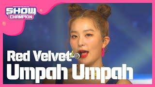Show Champion EP.330 레드벨벳   음파음파(Umpah Umpah) (Red Velvet   Umpah Umpah)