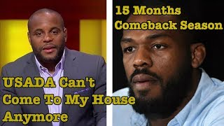 MMA Reacts to Jon Jones Receiving 15 Month Suspension From USADA