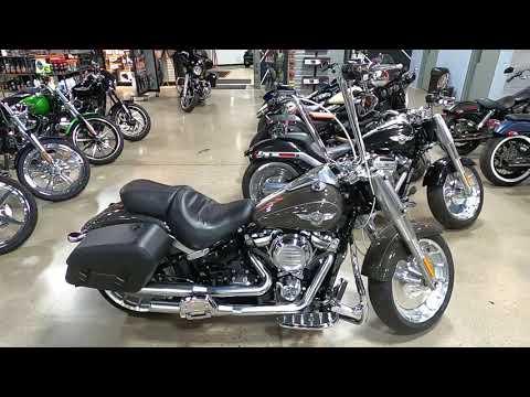 2018 Harley-Davidson Fat Boy FLFB