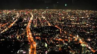 【大阪府】あべのハルカスからの夜景がすごすぎる!