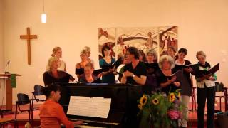 Schubert's Ständchen (D.920) in a gender reversed setting