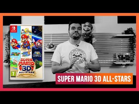 Chronique de Super Mario 3D All-Stars sur Nintendo Switch