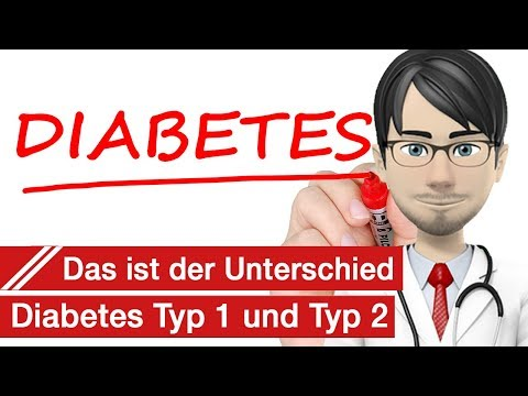 Eiterten Fuß bei Diabetes