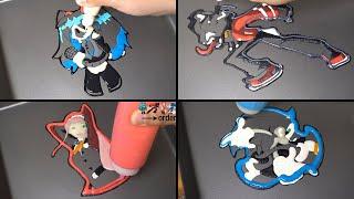 FNF and Zero Two Pancake art - Miku, Agoti, Zero Two, Sonic