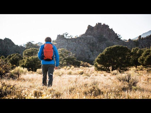 Видео Рюкзак Osprey Hikelite 18 Aloe Green