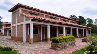 Hotel En Sáchica    Hacienda Santa Cecilia