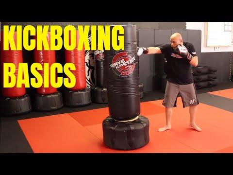 KICKBOXING FUNDAMENTALS: Basic Kickboxing Techniques