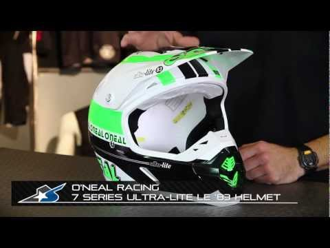O'Neal Racing 7 Series Helmet from Motorcycle-Superstore.com