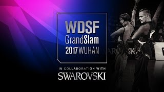 Second in yesterday's GrandSlam Latin Wuhan Just over 3 poinrs behind the winners