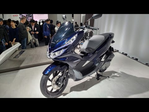 Sekilas Honda PCX Hybrid & Electric (2018) - Indonesia