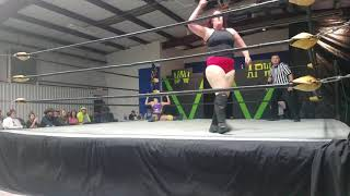 Nova Phoenix vs Paige Turner