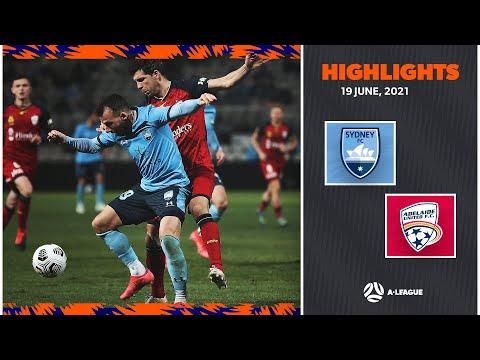 Sydney FC vs Adelaide United</a> 2021-06-19