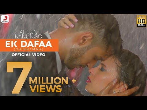Download Ek Dafaa - Arjun Kanungo | Chinnamma | Official Video HD Mp4 3GP Video and MP3
