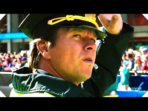 TRAQUE À BOSTON Bande Annonce VF (2017) Mark Wahlberg, J.K. Simmons, Thriller