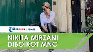 Nikita Mirzani Diboikot Stasiun TV MNC Group, Eks Sajad Ukra Mengaku Bersyukur dan Ungkap Alasannya