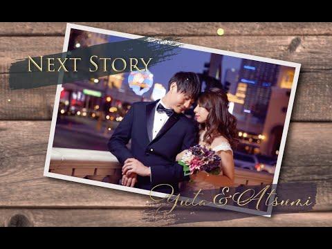 感動♡素敵な結婚式プロフィールムービーを制作します プロ仕様♡女性クリエイターが作る高品質なウェディングムービー イメージ1
