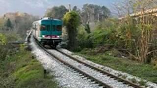 preview picture of video 'Regionale 5753 Ponte nelle Alpi - Conegliano'