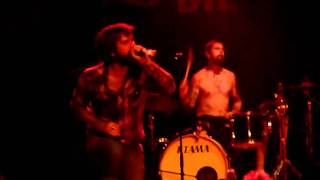 Every Time I Die - Who Invited the Russian Soldier Live @ Trix Antwerp Belgium 2010