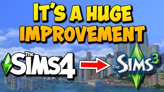 20 Huge Improvements: Things The Sims 3 Does Better than Sims 4