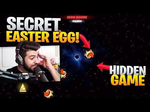 """SECRET EASTER EGG DURING """"THE END"""" EVENT (Fortnite Battle Royale Chapter 2)"""